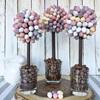Personalised Cadburys Mini Egg Chocolate Sweet Tree