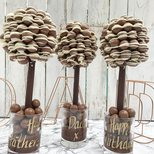 Delicious Malteser Drizzle Sweet Tree