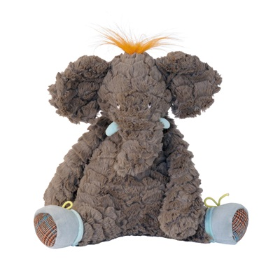 MOULIN ROTY CHILDRENS ELEPHANT DOLL
