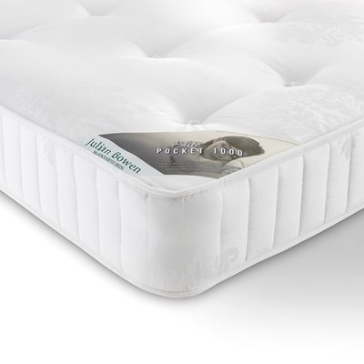 ELITE 1000 POCKET SPRUNG MATTRESS 90 x 190 x 23