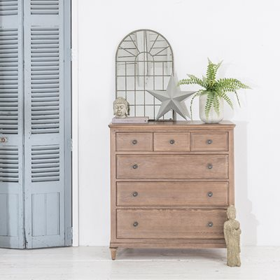 WILLIS & GAMBIER ELLE 3+3 CHEST OF DRAWERS