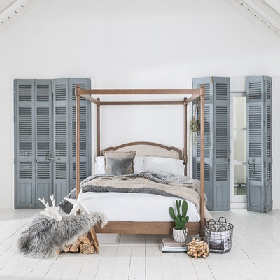 Willis & Gambier Elle Four Poster Bed