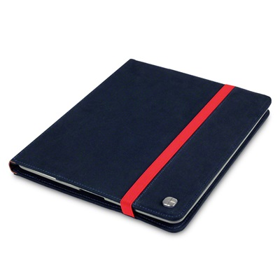 ELMWOOD Canvas iPad Case in Navy by Covert