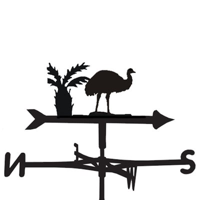 WEATHERVANE in Emu Design