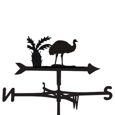 WEATHERVANE in Emu Design
