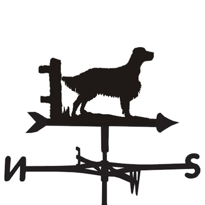 WEATHERVANE in English Setter Design