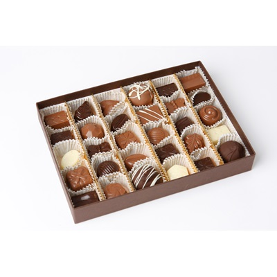 EXOTIC Boxed Chocolates