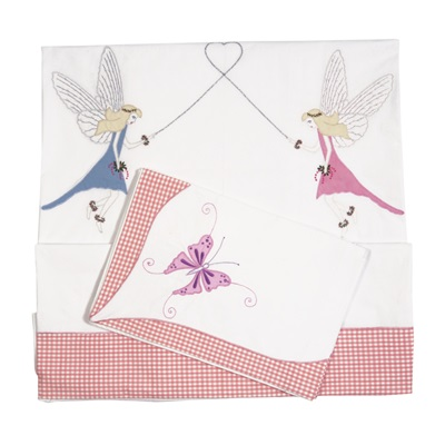 Fairy Single Duvet Set by Win Green