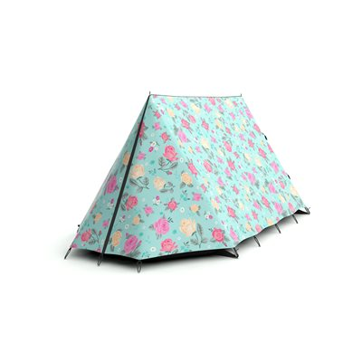 FIELDCANDY A Touch of Chintz Tent
