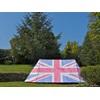 Tent in Union Jack Design