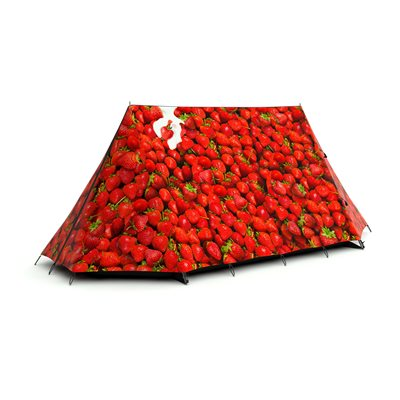 FIELDCANDY Strawberry Surprise Tent
