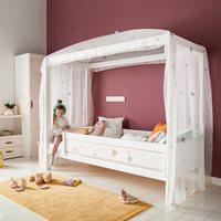 Lifetime Fairy Dust Four Poster Bed - Lifetime White