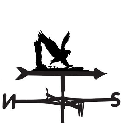 WEATHERVANE in Falcon Design