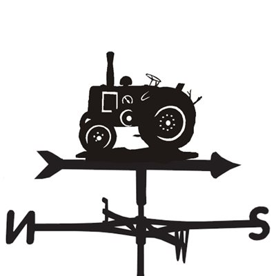 WEATHERVANE Tractor in Farmers Friend Design