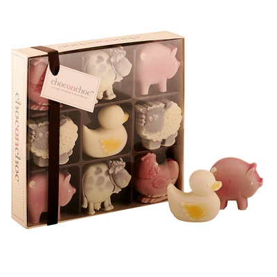 CHOCOLATE FARMYARD COLLECTION