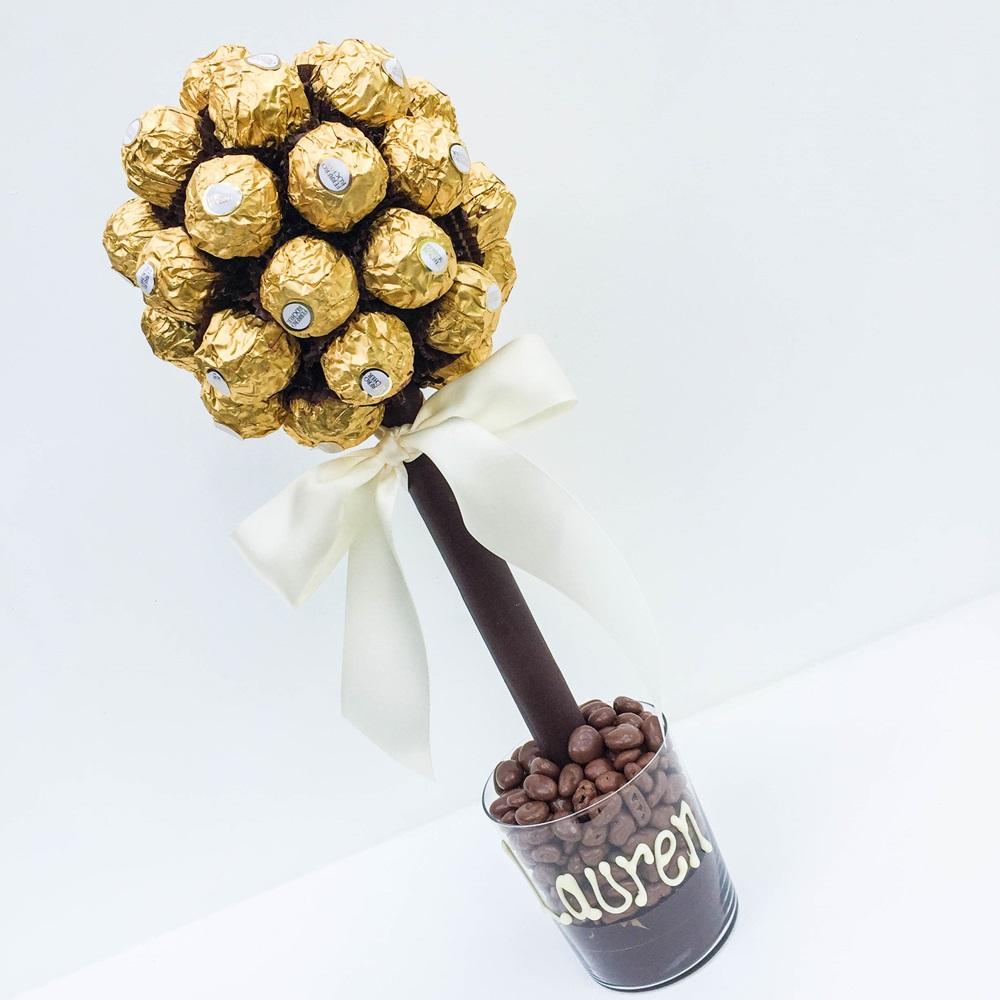 Sweet Tree In Ferrero Roche Design Sweet Treat Gifts