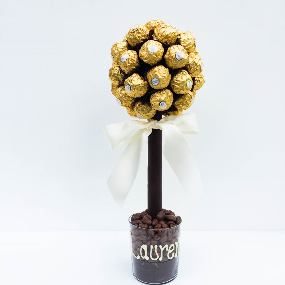 Sweet Tree In Ferrero Roche Design Sweet Treat Gifts