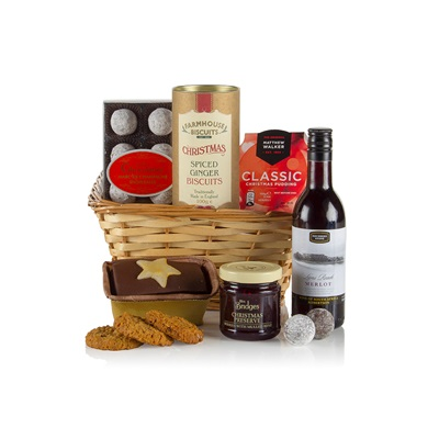 FESTIVE TREATS Luxury Christmas Hamper