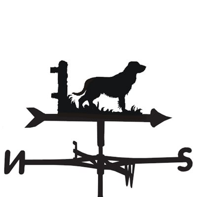 WEATHERVANE in Spaniel Design