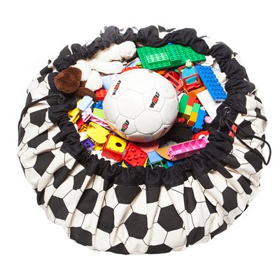 PLAY & GO TOY STORAGE BAG in Football Design