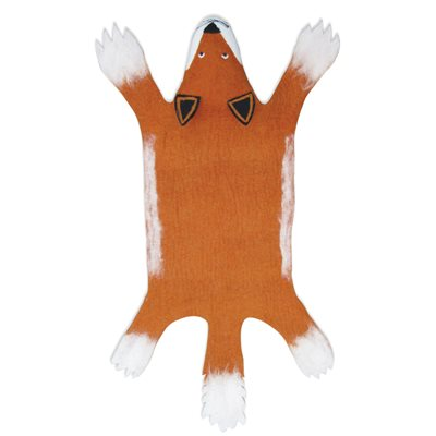 ANIMAL RUG in Finlay Fox Design