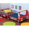 firetruck bed for toddlers