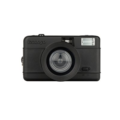 LOMOGRAPHY FISHEYE ONE CAMERA - All Black