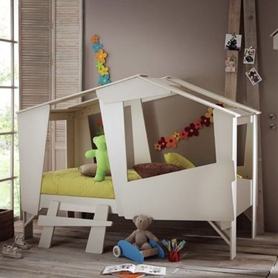 KIDS ADVENTURE TREEHOUSE BED