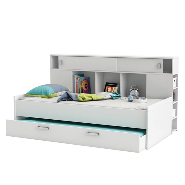 Kids Sherwood Cabin Bed with Trundle Drawer