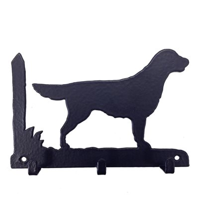 KEY RACK WITH 3 HOOKS in Flatcoat Design