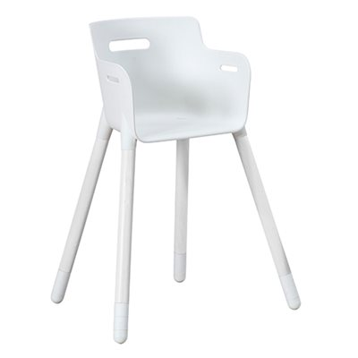 FLEXA KIDS CHAIR in White Suitable for up to 12 Yrs