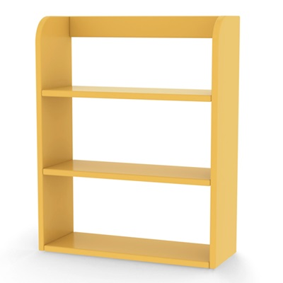 FLEXA PLAY KIDS SHELF in Yellow