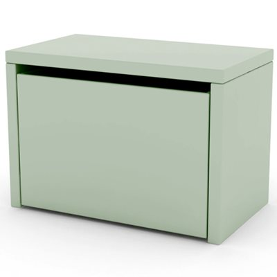 FLEXA PLAY KIDS 3 IN 1 STORAGE BENCH in Mint Green