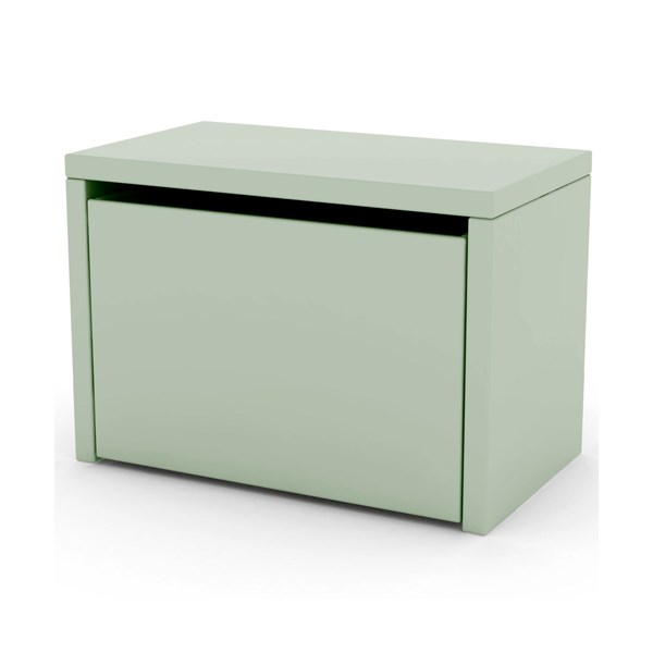 Green Kids Storage Box and Bench