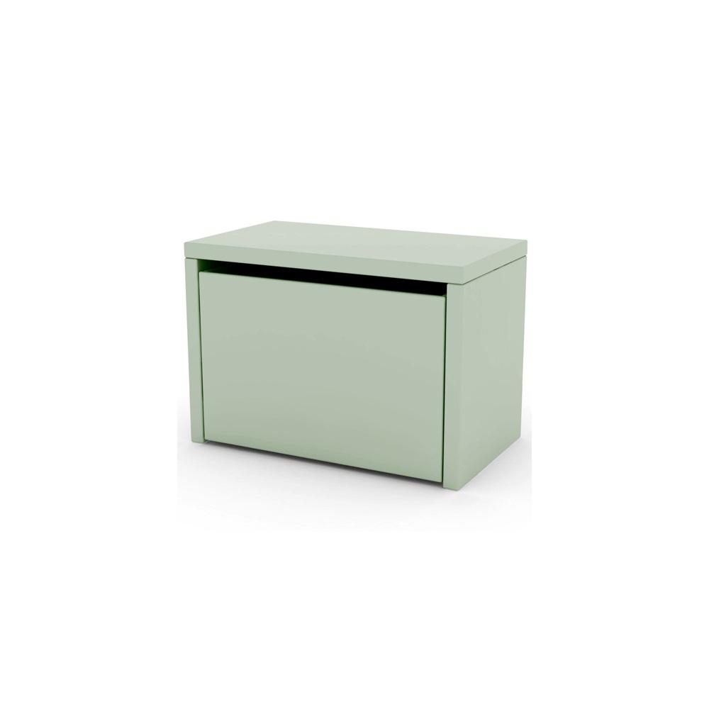 Kids 3 In 1 Storage Box In Mint Green Storage Boxes