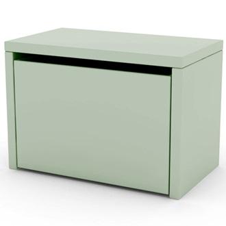 Kids 3 In 1 Storage Box In Mint Green Storage Boxes Cuckooland