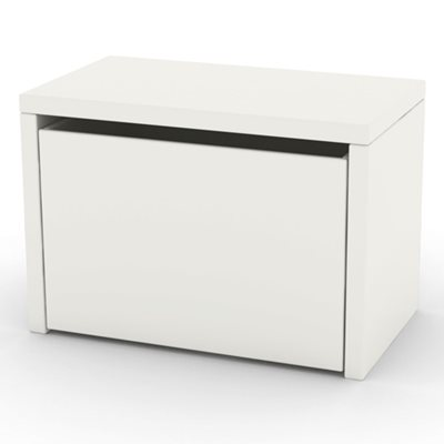 FLEXA KIDS 3 IN 1 STORAGE BENCH in White