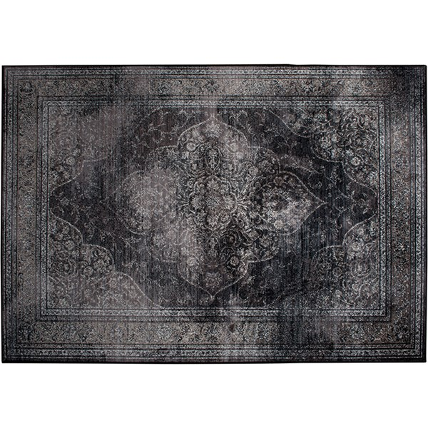 Dutchbone Rugged Persian Style Carpet in Dark Large