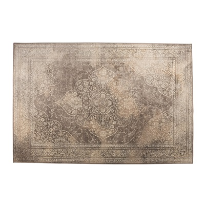 Dutchbone Rugged Persian Style Carpet in Light Medium
