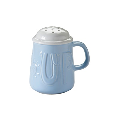 MASON CASH FLOUR SHAKER in Blue