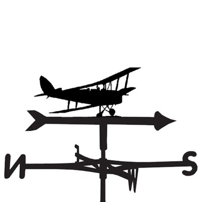 WEATHERVANE in Flying High Plane Design