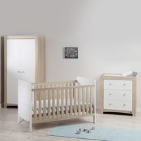 EAST COAST FONTANA ICE NURSERY & BABYS 3PC ROOM SET