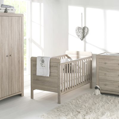 EAST COAST FONTANA NURSERY & BABY'S 3PC ROOM SET