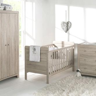 Fontana Nursery Amp Baby S Room Set Nursery Cots Amp Cradles
