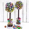 Personalised Chocolate Football Sweet Tree