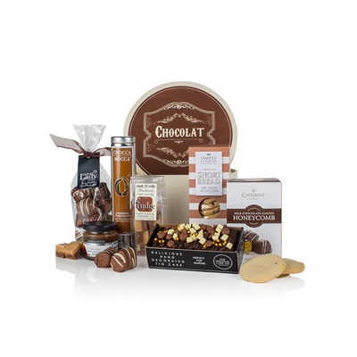 FOR THE LOVE OF CHOCOLATE Luxury Christmas Hamper