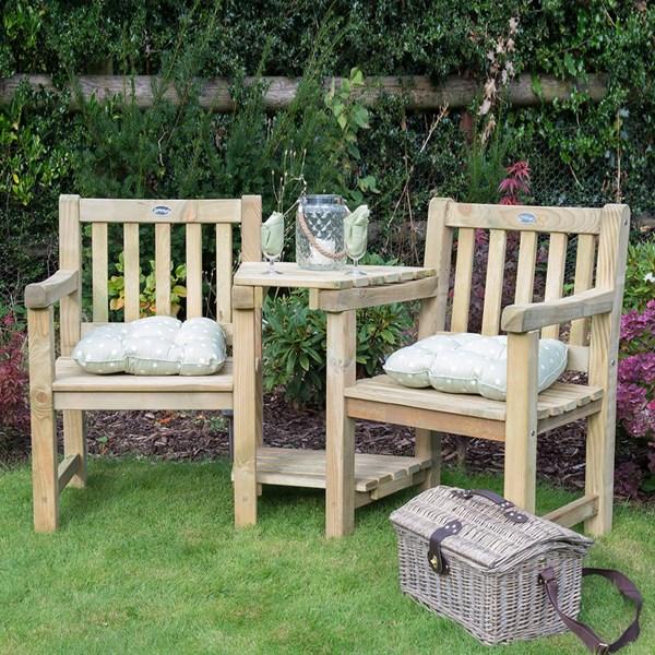 Forest Garden Harvington Love Seat
