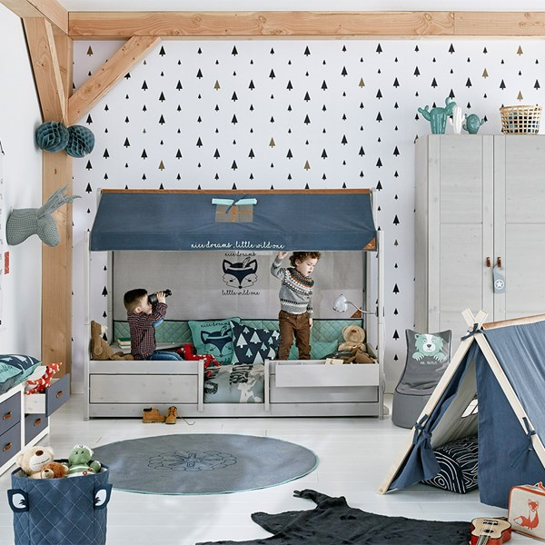 Forest Ranger 4 in 1 Combination Bed for Boys
