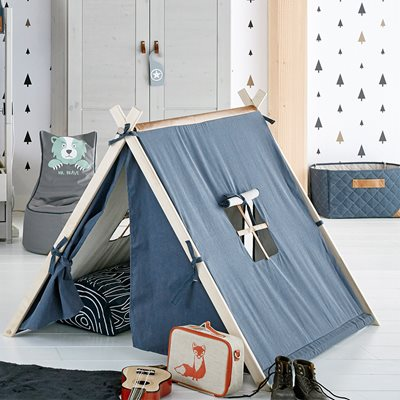 Lifetime Forest Ranger Teepee Play Tent by Lifetime