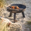 Steel Fire Pit from Garden Trading